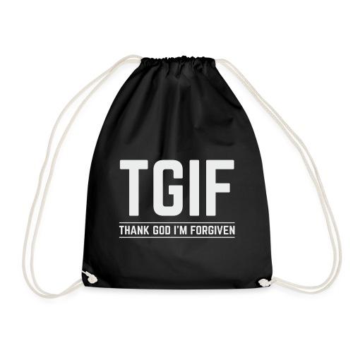 TGIF - Dzięki Bogu, wybaczono mi - Worek gimnastyczny