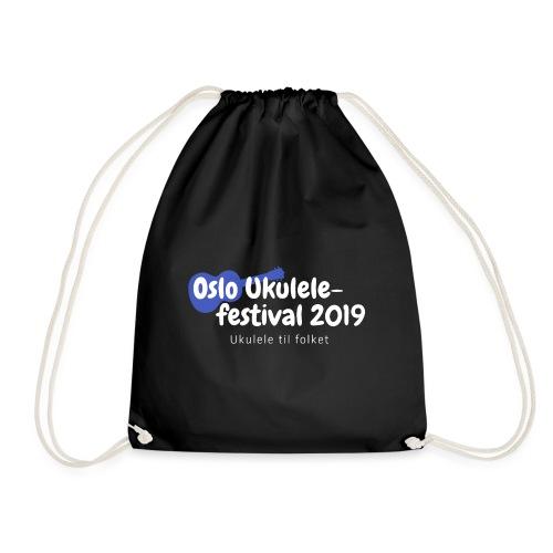 Oslo Ukulelefestival 2019 - Gymbag