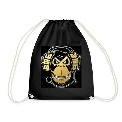 monkey - Drawstring Bag