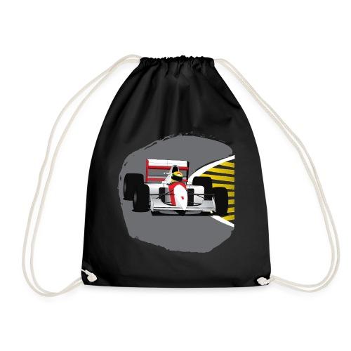 Senna Formula Race Car - Gymtas