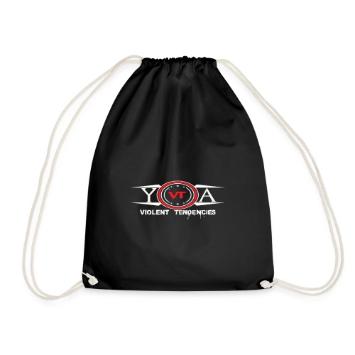 Young & Adams Violent Tendencies - Drawstring Bag