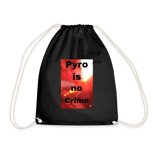 PyroIsNoCrime - Turnbeutel