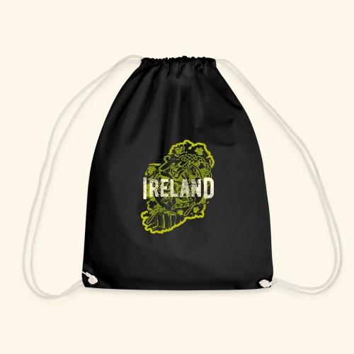 Ireland T Shirt Design - Turnbeutel
