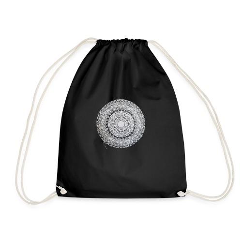 Mandala Black&White - Turnbeutel