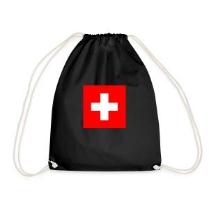 Flag_of_Switzerland - Turnbeutel