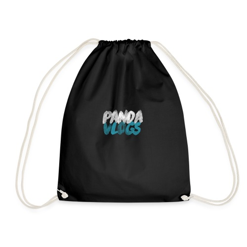 PandaVlogs 2 - Drawstring Bag