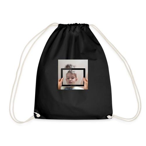 Aš planctej(҂-̀_-́) - Drawstring Bag