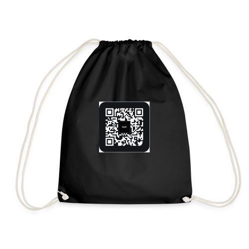 W&W Instagram QR - Drawstring Bag