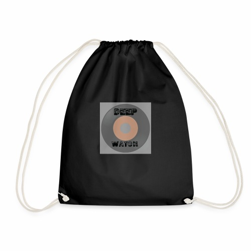 Deep Watch - Drawstring Bag