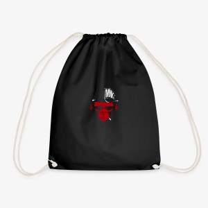 Mr Monkey - Drawstring Bag