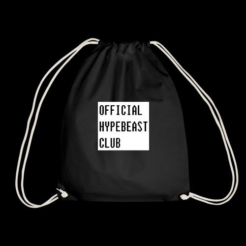 Official Hypebeast Club - Turnbeutel