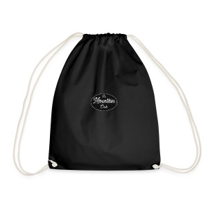 The Mountain Club - Drawstring Bag