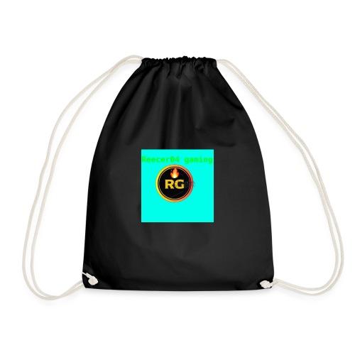 the newest merch - Drawstring Bag