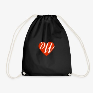 DW Love - Drawstring Bag