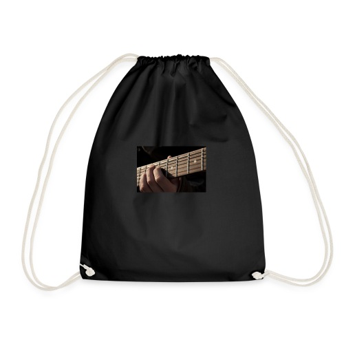 Fingers on Frets - Drawstring Bag