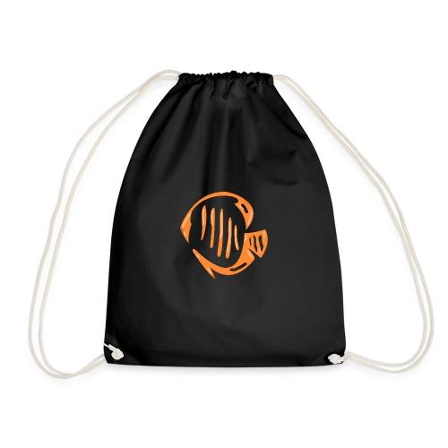 Discus Newbie Logo - Drawstring Bag