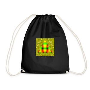 Cube Brot - Drawstring Bag