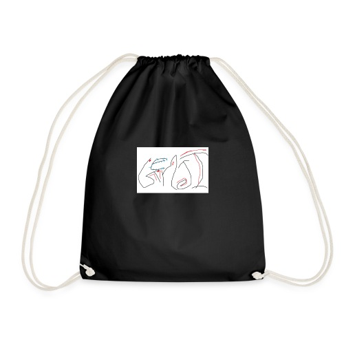 Genji - Drawstring Bag