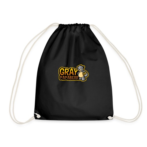 GrayPapaBear - Turnbeutel