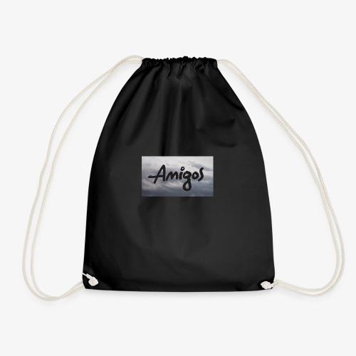 NEW AmigoBro Logo - Drawstring Bag