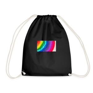 colourful cool - Drawstring Bag