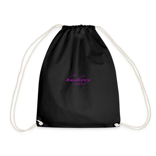 bright logo - Drawstring Bag