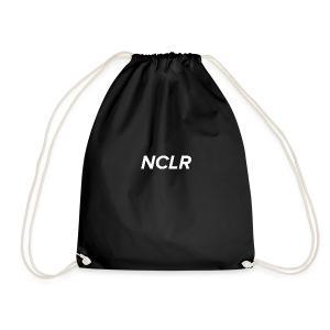 nclr white on black - Gymtas