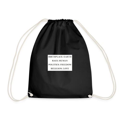 humanrace - Drawstring Bag