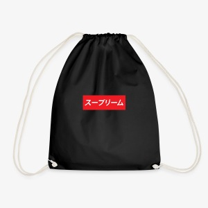 SUPREMEASIA - Drawstring Bag