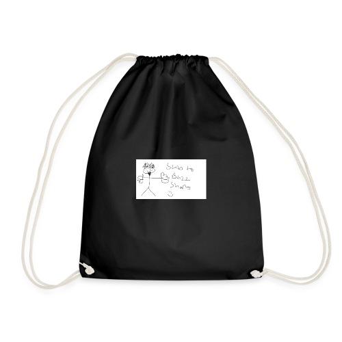 sub to me - Drawstring Bag