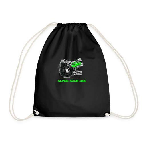 logo ALPES-AZUR-4X4 - Sac de sport léger