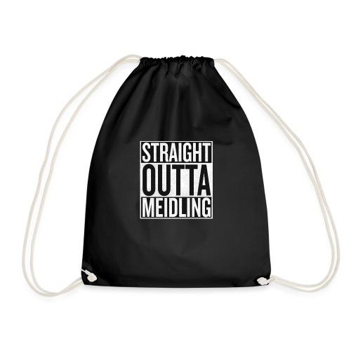 Straight Outta Meidling - Turnbeutel