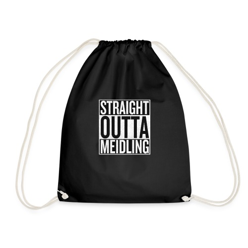 Straight Outta Meidling - Turnbeutel