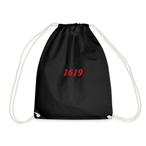 1619 - Drawstring Bag