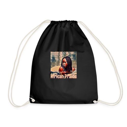 African Praide - Drawstring Bag