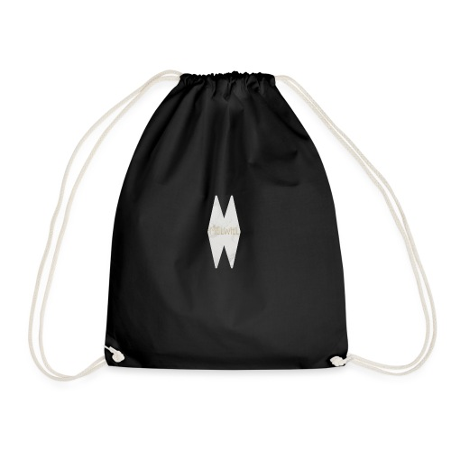 MELWILL white - Drawstring Bag