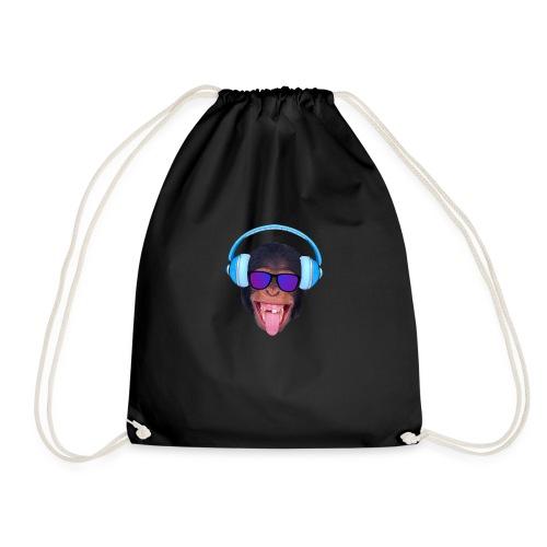 Elcrazy's logo - Drawstring Bag