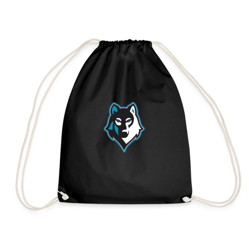 Just Wolf - Drawstring Bag