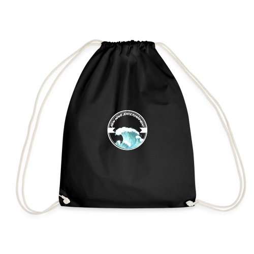 New Wave Entertainment Logo T-Shirt [Support Us] - Drawstring Bag
