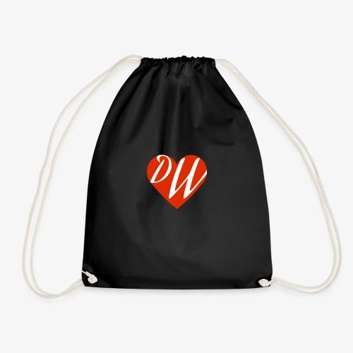 DW Love - Drawstring Bag