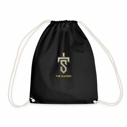 Slayers emblem - Drawstring Bag