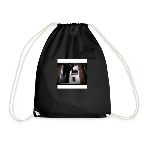 Jamie wiggins - Drawstring Bag