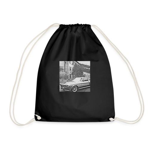 Muscle car - Drawstring Bag
