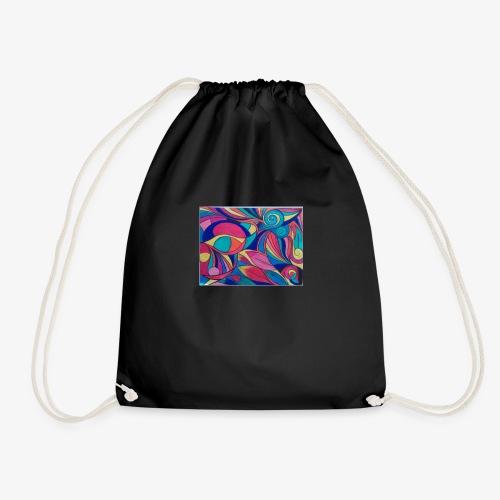 Fiesta de colores - Mochila saco