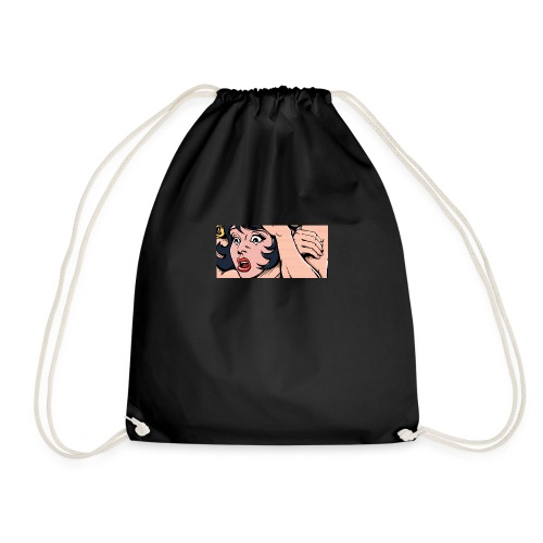 headlock - Drawstring Bag