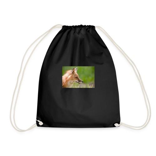 Cute fox - Drawstring Bag