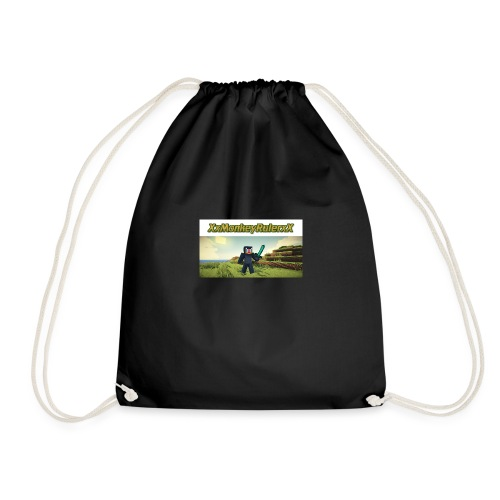 XxMonkeyRulerxX New Design - Drawstring Bag