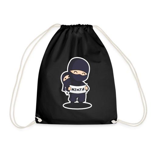 ninja 3106460 1280 - Turnbeutel