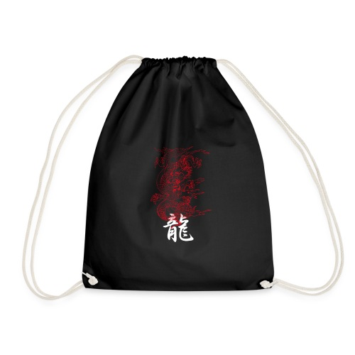 dragón japones - Mochila saco