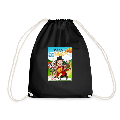 The Man who was Magic - Drawstring Bag